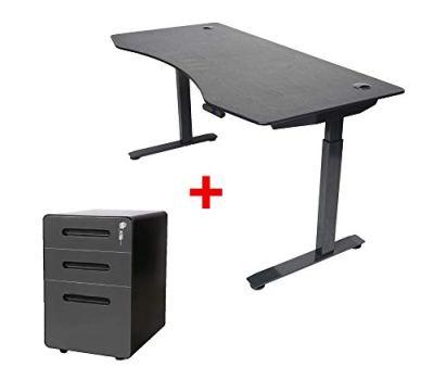 "ApexDesk Elite Series 60"" Electric Height Adjustable Standing Desk"