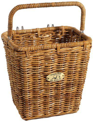 Nantucket Bicycle Basket Co. Cisco Pannier Basket