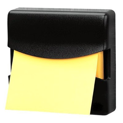 Fellowes Partition Additions Pop-Up Note Dispenser, for 3 x 3 Inches Pads