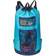 HOMEST Laundry Backpack Bag Extra Large with Mesh Pocket, Shoulder Straps