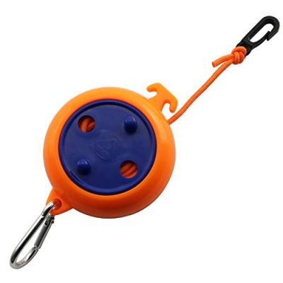 Longdex Retractable Clothesline Portable Windproof Adjustable Box Type Rope for Travel,Camping,Hotel,Outdoor/Indoor Supplies