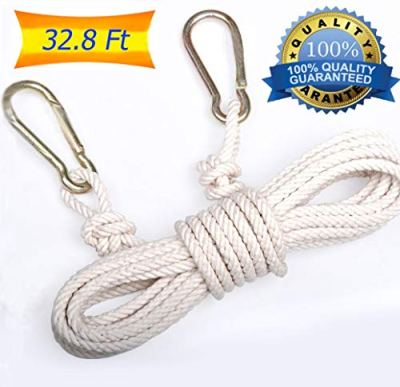 CenYouful Clothesline Clothes Drying Rope Portable Travel Clothesline Adjustable for Indoor Outdoor Laundry Clothesline, Perfect Windproof Clothes Line, Hanger for Camping Travel & Home Use