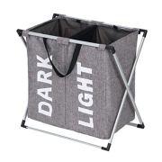 OCDLIVERER 147L Large Collapsible Waterproof Laundry Basket