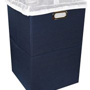 Premium Foldable Large Laundry Hamper with Laundry Bag