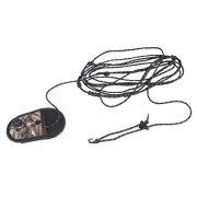 WINGONEER High Strength Nylon Outdoor Portable Clothesline Outdoor Travel