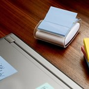 Post-it Pop-up Note Dispenser, White, Includes one pad of accordion-style