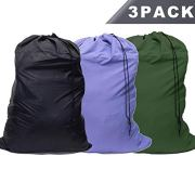 Laundry Bag, 3 Pack of OoRage Laundry Bags Large Thick Heavy Duty