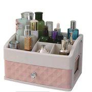 Plastic Drawer Makeup Organizer Cosmetic Beauty Box