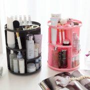 360 Rotating Makeup Organizer Cosmetic Storage Box