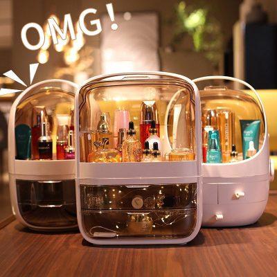 Makeup Organizer INS Large Capacity Dresser