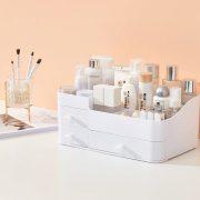 Large Capacity Makeup Storage Box Cosmetic Organizer