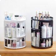 New 360 Degree Rotation Makeup Organizer Cosmetics