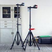 Repair Stand Foldable Telescopic Vertical Professional Bike