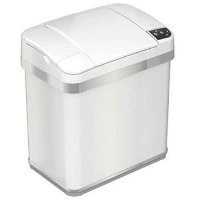 iTouchless 2.5 Gallon Sensor Trash Can