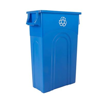 United Solutions Highboy Recycling Container