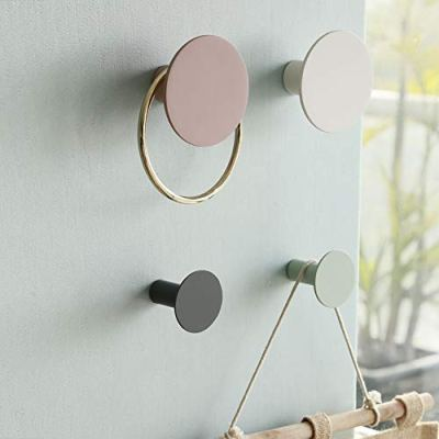 E.Palace 4-Piece Wall Hooks- Decorative Wall Mounted Coat