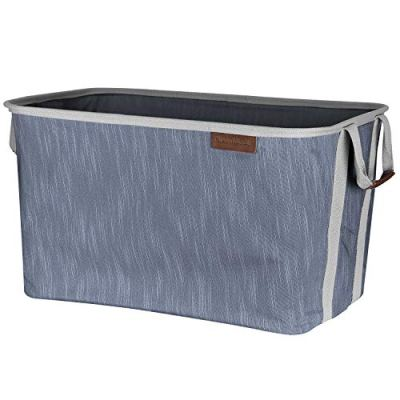 CleverMade Collapsible Fabric Laundry Basket