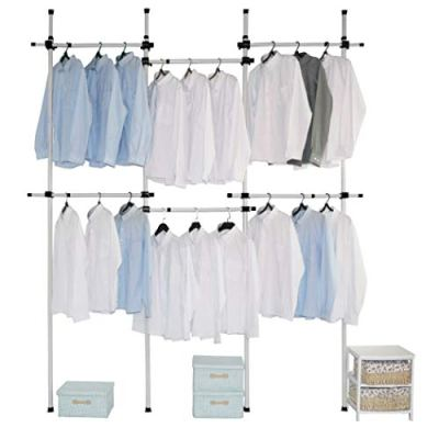 Rack Organizer No Drilling Heavy Duty Shelf System