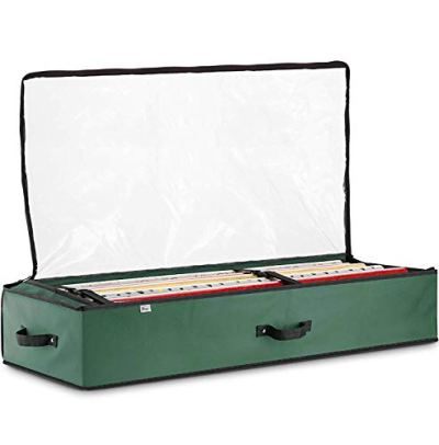 ZOBER Premium Underbed Wrap Storage Bag