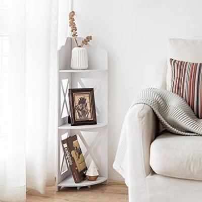 Corner Shelf,Corner Ladder Shelf for Living Room,Corner Shower
