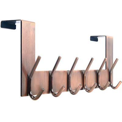 WEBI Over The Door Hooks for Hanging,Door Hanger