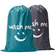 NISHEL Wash Me Laundry Bag 2 Packs