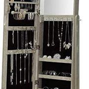Standing Jewelry Armoire Jewelry Storage