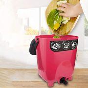 Indoor Composter 2.6 Gallon Food Waste Compost Barrel