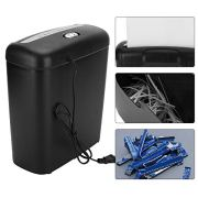 Shredder for Paper, 110V Home Office Electric Shredder