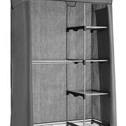 Whitmor Deluxe Utility Closet - 5 Extra Strong Shelves