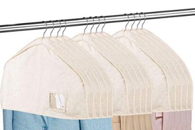 MISSLO Cotton Shoulder Covers for Clothes