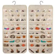 Pockets Jewelry Wall Organizer for Storing Jewelries