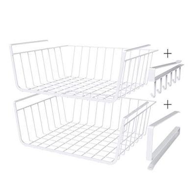 Under Shelf Basket Tackable Hanging Baskets