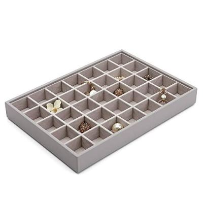 Vlando Miller Jewelry Tray Stackable Showcase