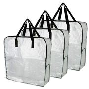 IKEA DIMPA 3 pcs Extra Large Storage Bag