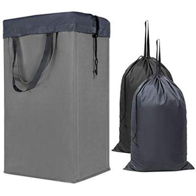 Chrislley 74L Large Laundry Hamper with Removable Bag