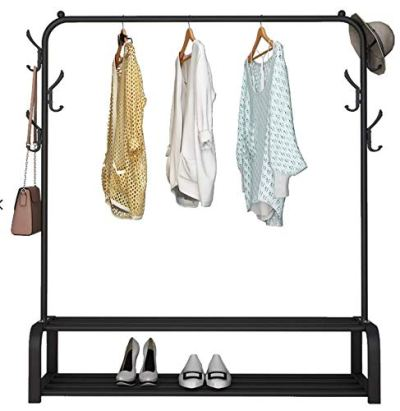 UDEAR Garment Rack Free-standing Clothes Rack