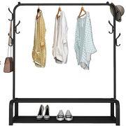 UDEAR Garment Rack Free-standing Clothes Rack