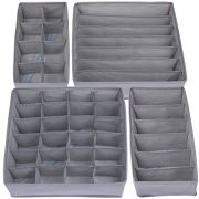 Drawer Dividers for Underwear, Bra and Clothes