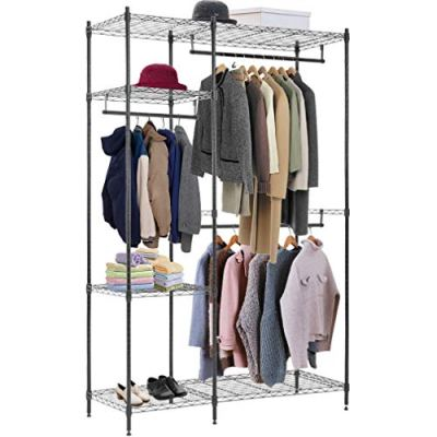 Hanging Closet Organizer and Storage Heavy Duty