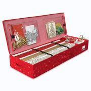 CLOZZERS Gift Wrap Organizer and Storage Box