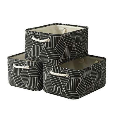 Fabric Storage Large Baskets for Shelves