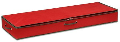 Honey-Can-Do Wrapping Paper and Bow Storage Organizer
