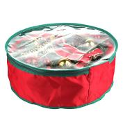 TITA-DONG Xmas Wreath Storage Bag 20 Inch