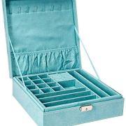 KLOUD City Two-Layer lint Jewelry Box