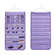 ANIZER Dual Sided Hanging Jewelry Organizer
