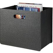 Foldable Magazine Rack Storage Bin Organizer for Home or Office