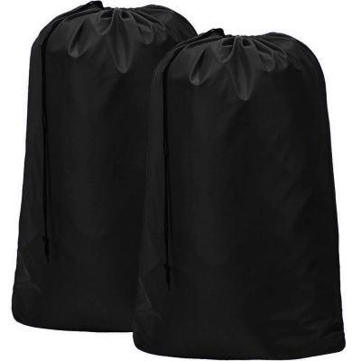 HOMEST 2 Pack Large Nylon Laundry Bag