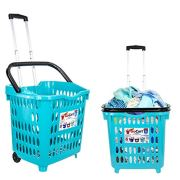 dbest products Bigger GoCart Grocery Cart