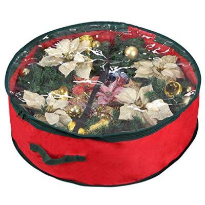 "Primode Xmas Wreath Storage Bag 30"""